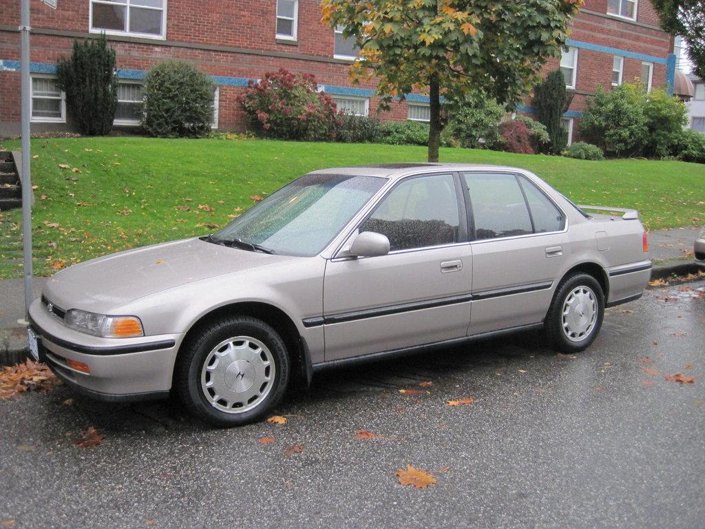 New used car 1993 honda accord ex r
